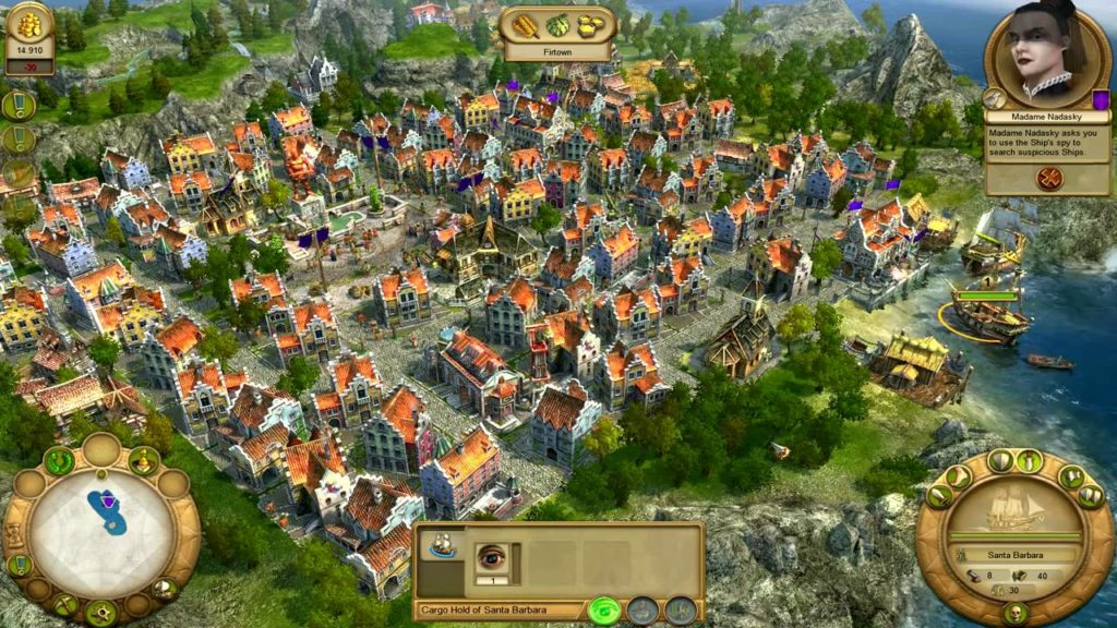 Anno 1701 for Mac