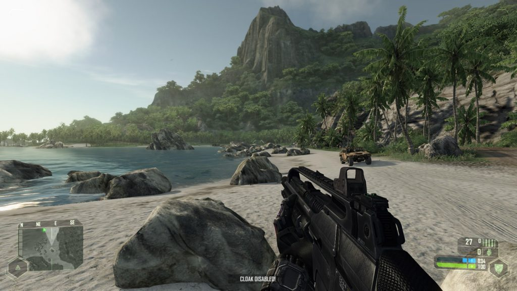 Crysis for Mac