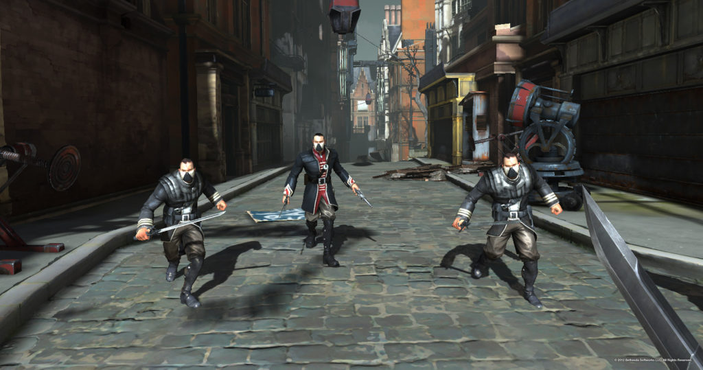 Dishonored for Mac