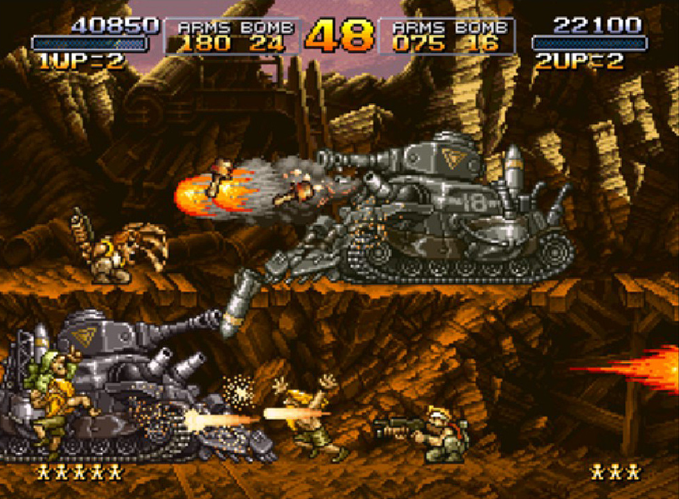 Metal Slug for Mac