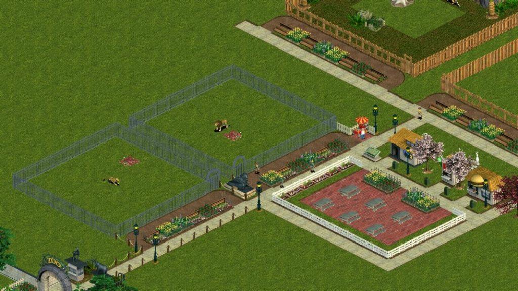 Zoo Tycoon for Mac - PaulTheTall PaulTheTall