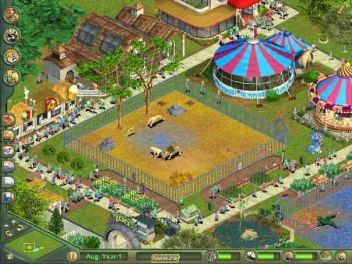 Zoo tycoon 2001 download free