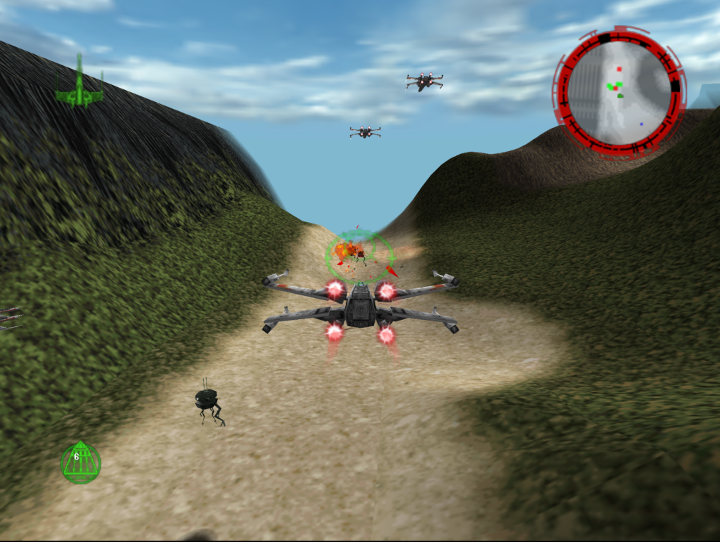 Star Wars - Rogue Squadron 3D for Mac