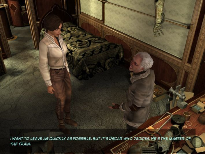Syberia 2 for Mac