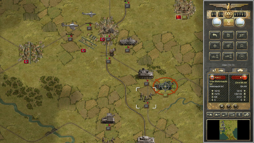 Panzer Corps for Mac