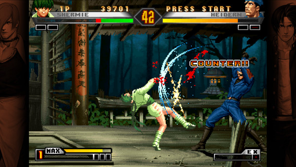 The King of Fighters 98 for Mac