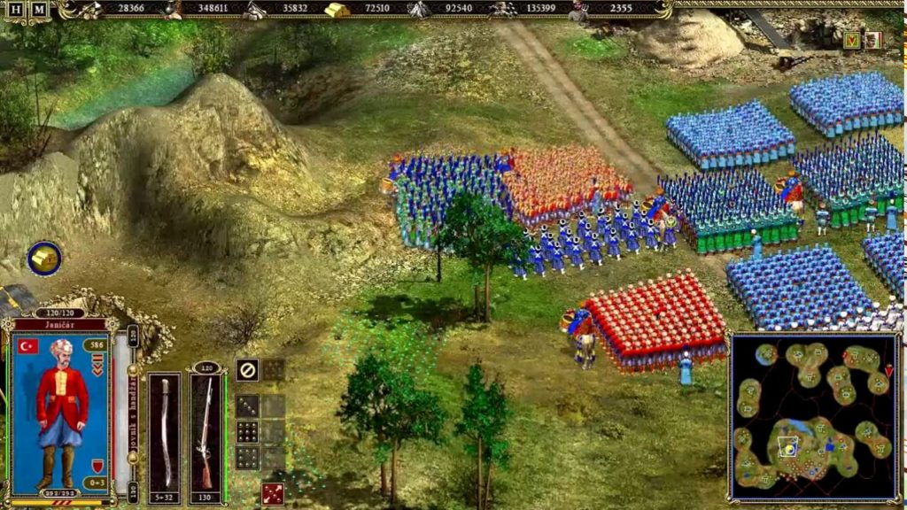 Cossacks 2 Anthology for Mac