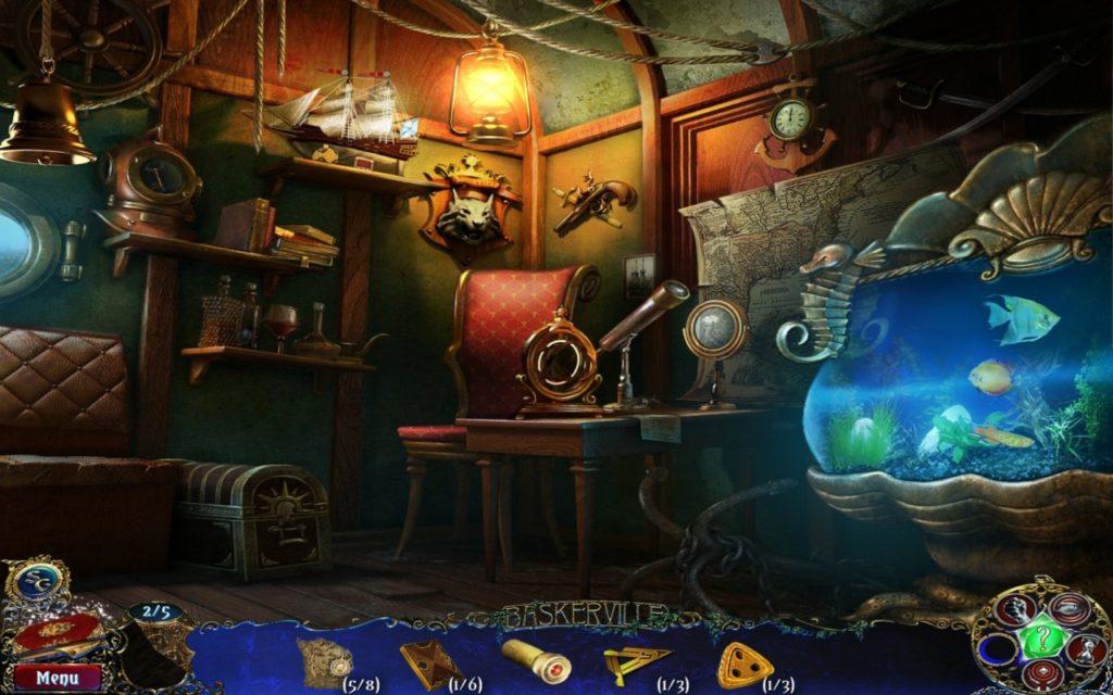 Sherlock Holmes - Hound of Baskervilles for Mac