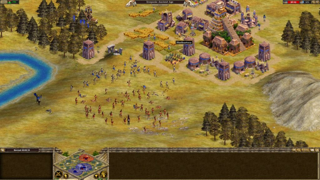 Rise of Nations Extended edition for Mac