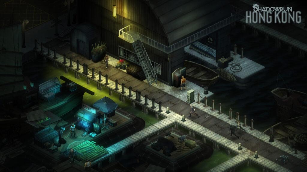 Shadowrun Hong Kong for Mac